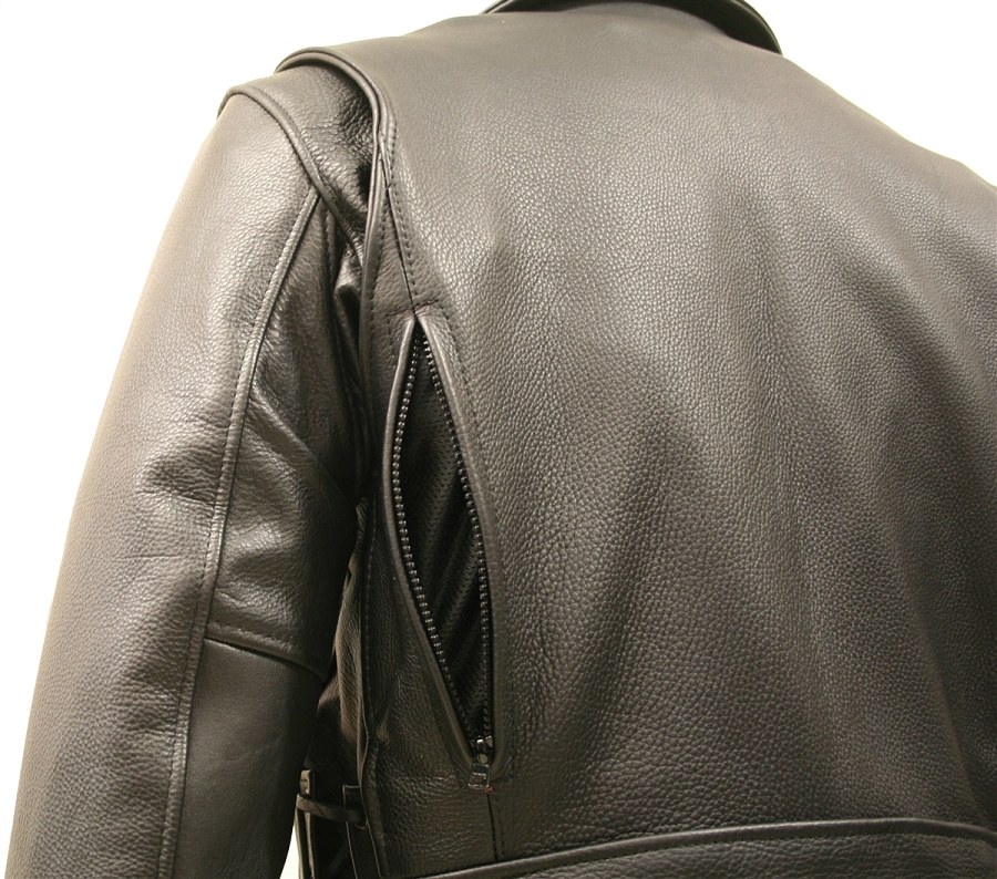 Bison leather jackets
