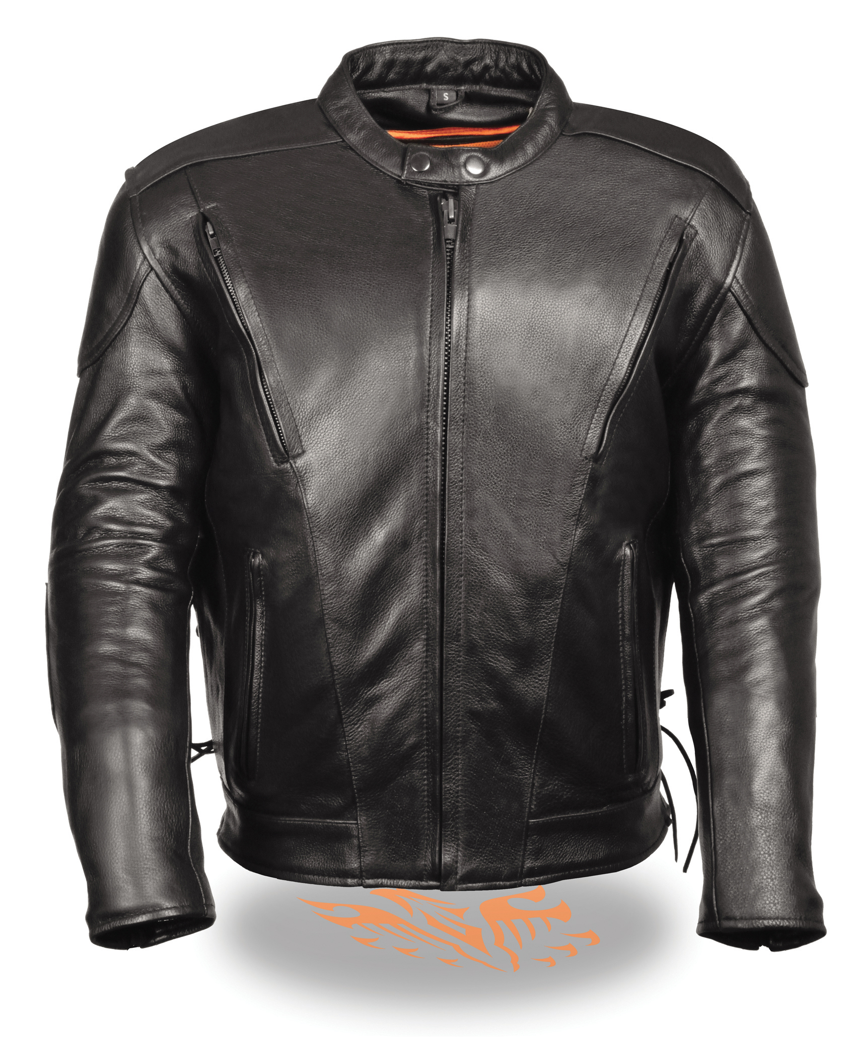 Leather jackets for tall men