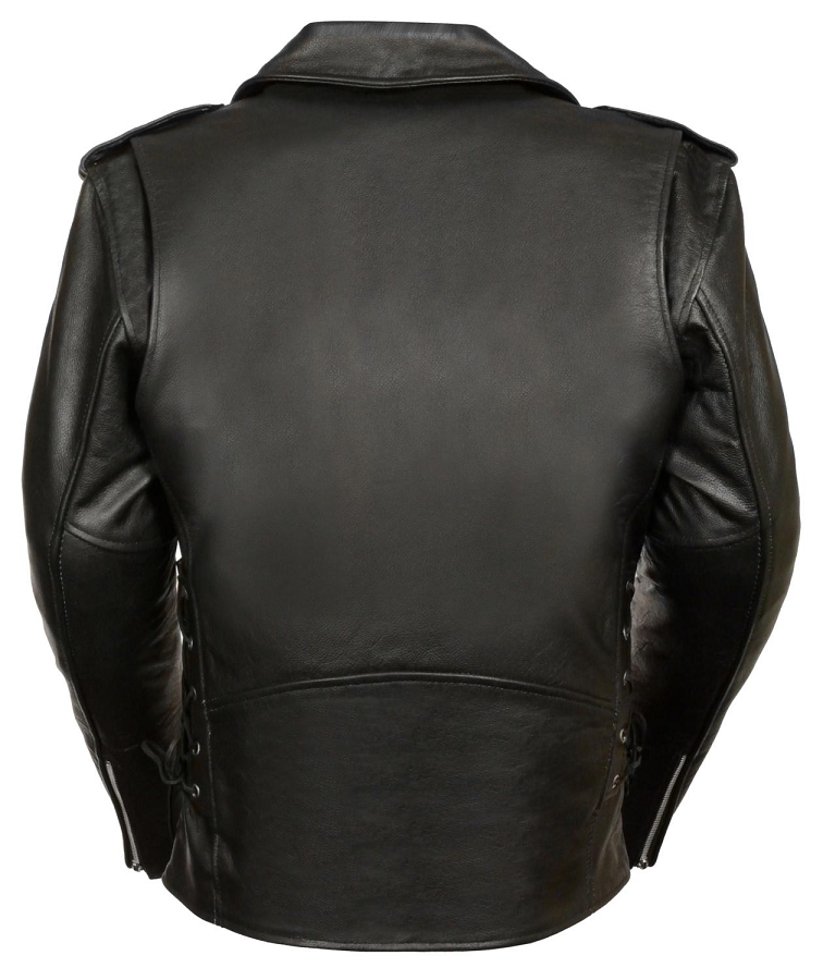 Big and Tall Leather Jackets for Men