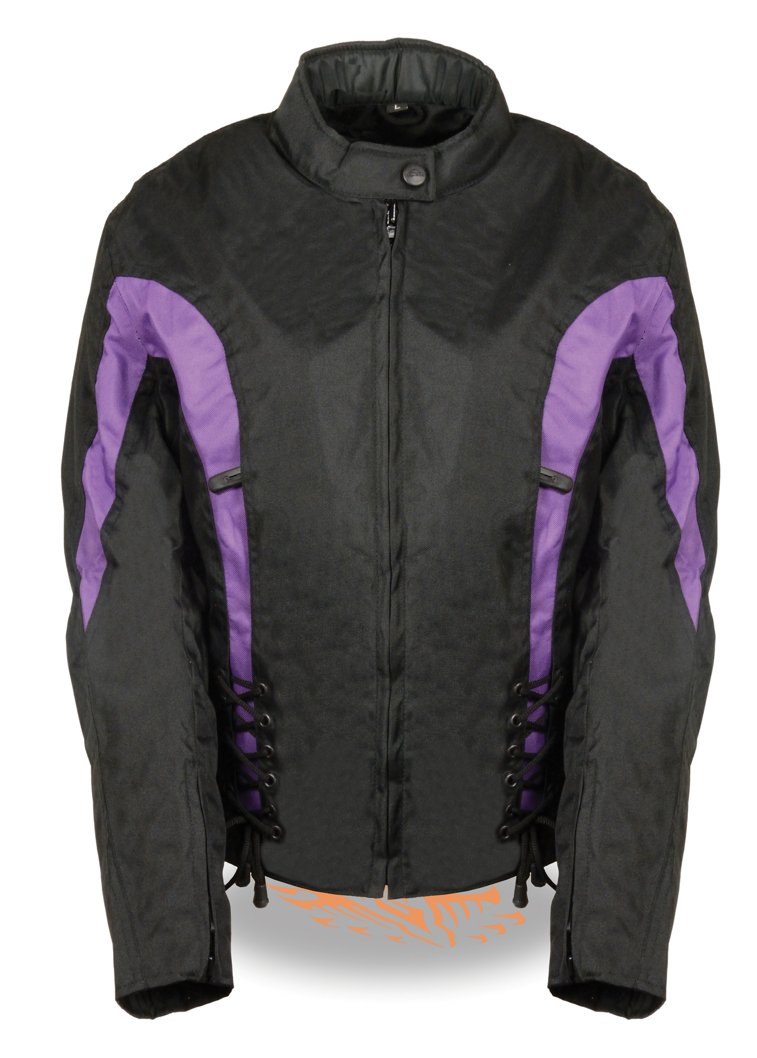 Purple Nylon Jacket 53