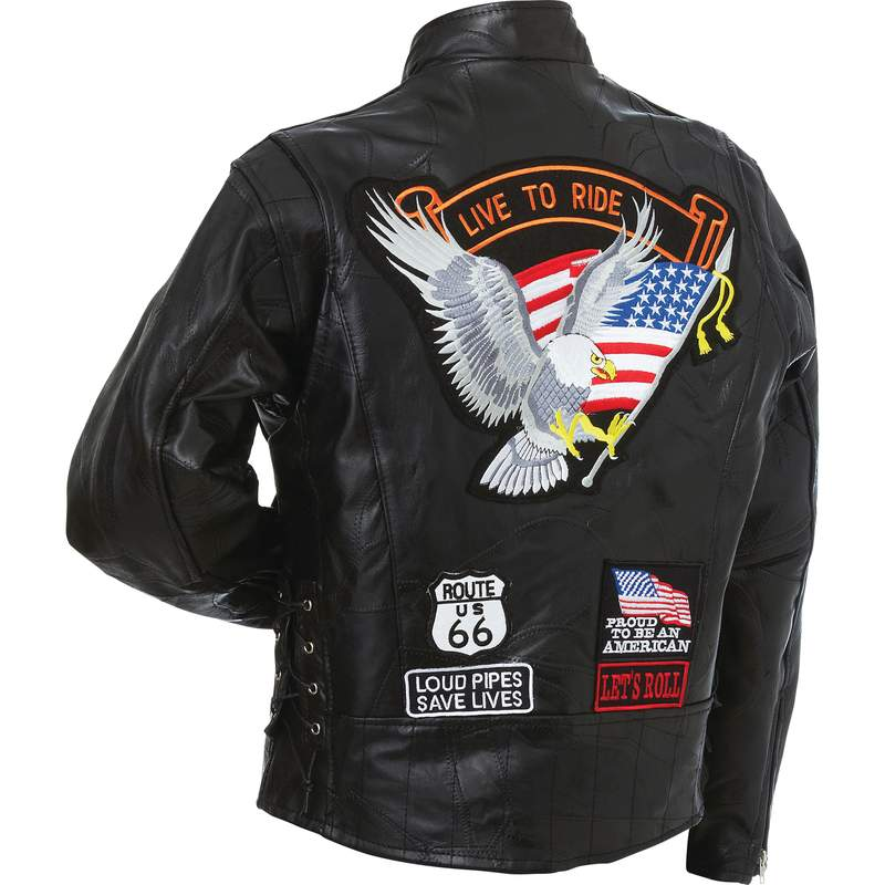 biker patches usa