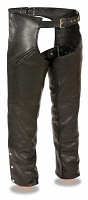 Mens Slash Pocket Chaps w  Removable Liner